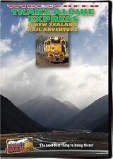 TRANZ ALPINE EXPRESS HIGHBALL PRODUCTIONS DVD-R WIDESCR