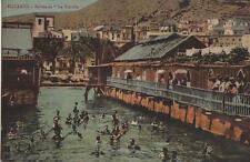"""Año 1910. Tarjeta Postal Alicante. Balneario """"La estrella""""."""