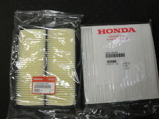 2009,2010,2011,2012,2013,2014 ACURA TL ENGINE AIR & A/C CABIN FILTER KIT NEW OEM