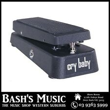 Jim Dunlop CB95 Crybaby Wah Pedal Cry Baby 12 Month Warranty
