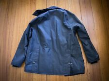 Barbour Bedale Jacket - Navy - Size 34 (Small)