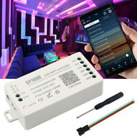 SP108E Magic Led Controller WIFI 2048 Pixels WS2811 WS2812B Led Strip DC5V-24V