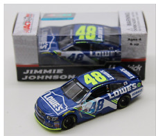 NASCAR 2017 JIMMIE JOHNSON  #48 LOWES CHEVY 1/64 CAR