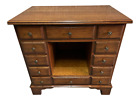 Vintage Pennsylvania House Solid Cherry Multi Drawer Accent Chest