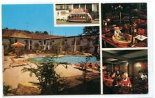 Winners Circle Lodge Del Mar California postcard