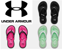 Under Armour UA Women's Marbella VII Sandals Slides Thongs NEW-FREE SHIP 3022723