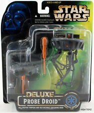Star Wars Power of the Force Deluxe Probe Droid