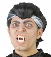 Peluca vampiro dracula disfraz halloween