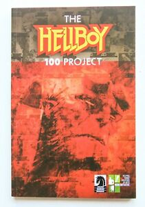 The Hellboy 100 Project Hero Initiative NEW Dark Horse Graphic Novel Comic Book
