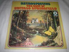 "1969 Buffalo Springfield ""Retrospective: The Best of"" LP ATCO (SD-33-283) EX+"