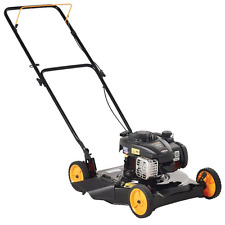 "Poulan Pro 20"" 148cc Gas Powered, Side-Discharged Push Lawn Mower"