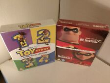 Toy Story 4 Movie Collection + The Incredibles 2 Movies Collection (Blu-ray)New