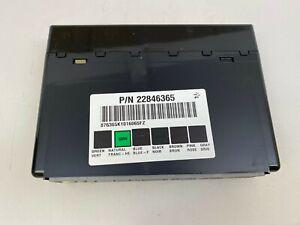 2012-2013 Chevrolet Silverado GMC Sierra Body Control Module OEM 22846365