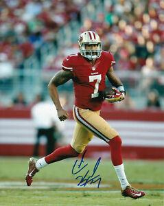 Colin Kaepernick Autographed Signed 8x10 Photo BLM (NFL SF 49ers) REPRINT