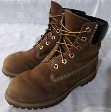 Timberland womens leather boots size UK 5