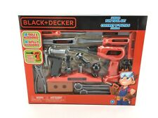 Black & Decker Kids Tool Set | 20 Piece | Pretend Play Toy