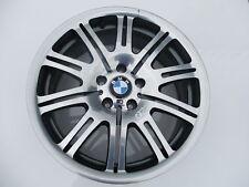 BMW E46 3 SERIES M3 8JX19 FRONT M DOUBLE SPOKE 67 SINGLE ALLOY WHEEL 2229650 CJ2