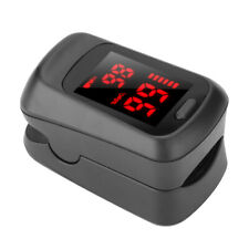 OLED SpO2 Fingertip Pulse Oximeter Oxygen Oximetry Blood Pressure Monitor