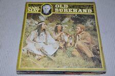 Abenteuer - Old Surehand - Karl May - Hörspiel - Vinyl Schallplatte LP