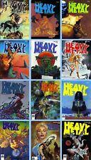 HEAVY METAL MAGAZINE 1978 All 12 Issues FN/VF Richard Corben *ShipFree w/$35 Com
