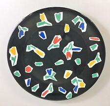 "Block Spal Montmartre 12"" Round Chop Plate Platter Gerald Gulotta 1986 Paris Col"