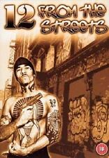 12 From The Streets (DVD, 2004) NEW ITEM IN ORIGINAL PACKAGING & SEALED