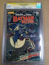 Detective Comics #405 Batman CGC 6.5 SS Signed Neal Adams