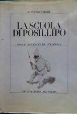 LA SCUOLA DI POSILLIPO. PINACOTECA CIVICA DI GIULIANOVA. V. BINDI. FORMA ED.1983