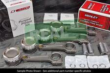 Wiseco Pistons Manley Turbo Tuff Rods for Genesis Turbo 2.0T Theta 86mm 9.25:1