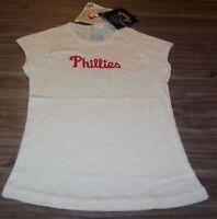 TEEN PHILADELPHIA PHILLIES #25 Jim THOME MLB BASEBALL T-shirt MEDIUM NEW w/ TAG