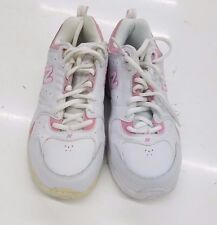 New Balance women's shoes Pink/white (5 wide) m01