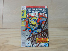 Peter Parker The Spectacular Spider-Man #8 Marvel Comics - July 1977