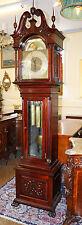 5 Tube Bawo & Dotter Federal Tall Case Grandfather Clock Fine Restoration 1900