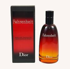 Dior Fahrenheit Herren Eau de Toilette Spray 100ml (F006624009)