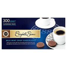 Elizabeth Shaw LATTE MENTA Crisp CIOCCOLATINI 1.89 KG Catering BOX all'ingrosso 270481
