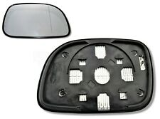 Chrysler Grand Voyager TODOTERRENO 96-07 Right Side Driver Heated Door Mirror