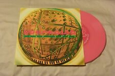 Stereolab, Ping Pong, PINK WAX, Limited Edition, Duophonic, 1994, Lollapalooza