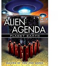 Alien Agenda Planet Earth: Rulers of Time & Space [New DVD]