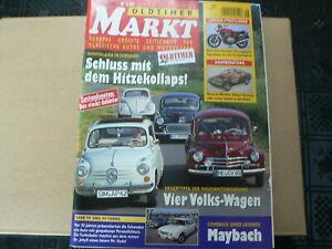 MARKT 2002 NO 9 LAVERDA 3 CYL.,MASERATI BITURBO,MAYBACH,SAAB 99 TURBO,RABENEICK