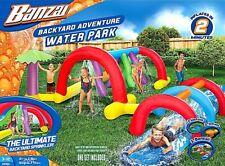 Banzai Backyard Adventure Water Park Slide Sprinklers