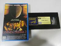 LEYENDA URBANA 2 JOHN OTTMAN HORROR TERROR VHS TAPE TAPE SPANISH
