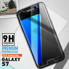2X Genuine 9H Tempered Glass Screen Protector for Samsung Galaxy S7 G930