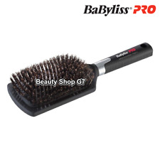 Professional Babyliss boar bristles large paddle brush 13-row BABBB1E