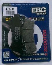 Honda SH300i (2007 to 2014) EBC Organic FRONT Disc Brake Pads (SFA388) (1 Set)