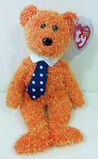 """TY Beanie Babies """"PAPPA"""" the Father's Day Teddy Bear from 2002 - New - MWMTs!"""
