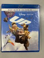 Up Disney Pixar [Multi-Disc Combo: Blu-ray 3D/Blu-ray/DVD + Digital Copy] - NEW
