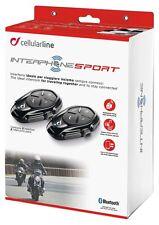 Interphone Sport Bluetooth Intercom Kit - Twin Pack