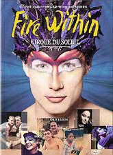 Cirque du Soleil - Fire Within  Varekai DVD