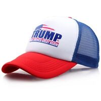 Make America Great Again Hat Donald Trump 2018 Republican Adjustable Mesh Cap RF