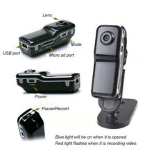 MD80 Mini DV Camcorder DVR Videokamera Webcam HD Cam Sporthelm Fahrradmotor DHL